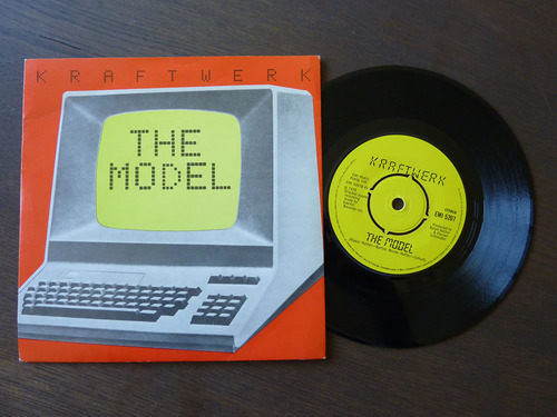 Kraftwerk-The-Model-Vinyl